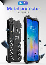 Metal Protect Cover Shockproof Phone Case For iPhone 11 Samsung Huawei Series