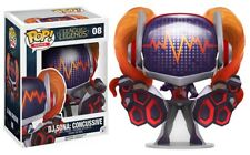 Funko Pop! DJ Sona Concussive With Protector - League of Legends Confirmed Order