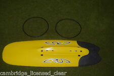 NEW YELLOW front crud catcher MTB DH bike mudguard raceguard mud guard down hill