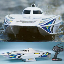 AquaCraft Aqub1810 Wildcat Ep Brushless Catamaran Boat Rtr w/Tactic 2.4Ghz Radio