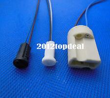 G4 G9 Base Ceramic Lamp Holder Socket & Cable Halogen LED Bulb Down Light etc