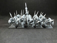 Lizardmen Saurus Warriors Unit with Spear + Shield (20 - Assembled / Unpainted)