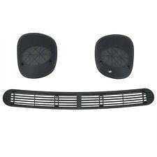 Dash Defrost Vent Cover Left Right Speaker Grille For 98-05 Jimmy Blazer Sonoma