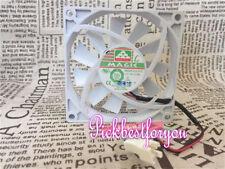 1PCS MAGIC MGA8012LF-O15 8015 12V 0.10A cooling fan #M623A QL