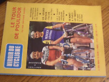 14µµ Revue Miroir du Cyclisme n°22 Le tour de Poulidor / Mastrotto