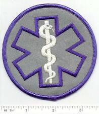 Star of Life (Caduces) Shoulder Patch - new from the 1990's