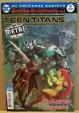 TEEN TITANS #12 1ST PRINT COVER A 1ST FULL BATMAN WHO LAUGHS (FN- 5.5) LOW GRADE