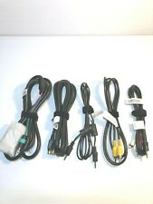 NEW DELL 2400MP PROJECTOR VIDEO CORD / CABLE/ SET / KIT