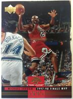 2008-09 Upper Deck Lineage Mr June Michael Jordan #MJ-12, Chicago Bulls