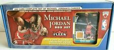 '07 Fleer Michael Jordan 200 Cards Box Set Hardwood Floor Relic Memorabilia Card
