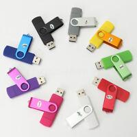 OTG 32 G GB USB + Micro USB 2.0 Flash Pen Drive Memoria Thumb U Disk Movíl PC