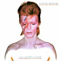 DAVID BOWIE aladdin sane (CD, album) glam rock, classic rock, 10 tracks, emi