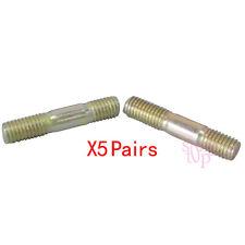 10X Chain Bar Studs For Most Chinese 4500 5200 5800 45CC 52CC 58CC Chainsaw