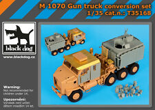 Black Dog 1\35 M1070 Gun Truck Conversion Set for Hobby Boss Resin