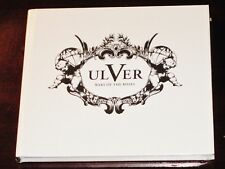 Ulver: Wars Of The Roses Limited Deluxe CD 2011 Jester / KScope EU Digibook NEW