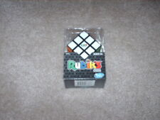 Hasbro Rubik's Cube With Puzzle Stand 7-Step Solution Guide