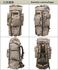 65L 100L Waterproof Outdoor Sports Travel Luggage Backpack Internal Frame Pack