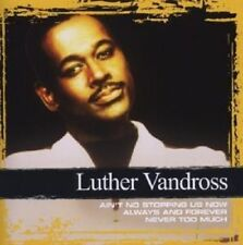 "LUTHER VANDROSS ""COLLECTIONS-BEST OF"" CD NEW!"