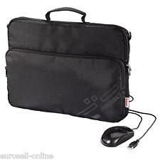 Hama Starter Set Mazzano 9 10 10,2 Zoll USB Maus Laptop Netbook Tasche Etui Case