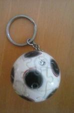 +++ Puzzle Ball mit Schlüsselanhänger zusammengebaut 2008 EM Fußball+++