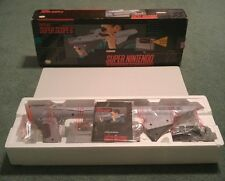 Super Scope 6 (Super Nintendo Entertainment System, 1992) Brand New