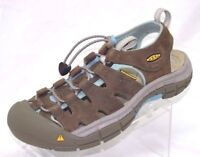 Keen Newport H2 Leather Sandals Water Trail Hiking Sport Outdoor Shoes Womens 7