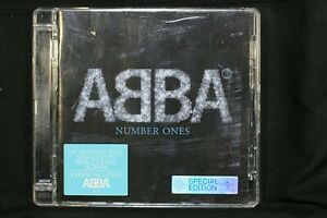 ABBA – Number Ones  - CD (C1040)