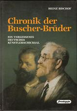 Cronología de los buscher-hermanos (muchos fig.) 1988