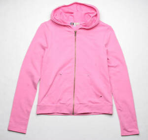 BEJEWELED BY SUSAN FIXEL FOREVER LOVE HOODY (PINKY)