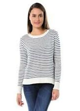 Hilfiger Denim Women's Sally sweater jumper Crew Neck S