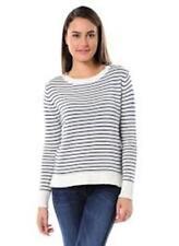 Hilfiger Denim Women's Sally sweater jumper Crew Neck S
