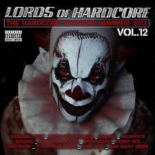 LORDS OF HARDCORE 12 = Nasenbluten/Promo/Neophyte/Nexes...=2CD= HARDCORE GABBER