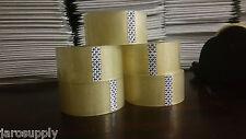 5 Rolls Box Packaging Tape 2 X 110 Yards 330 Feet Sealing Packing 18 Mil