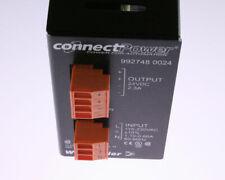 9927480024 Weidmuller power supply 265V 55W