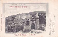 AMEGLIA - (Bocca di Magra) - Castello Medievale - Fabbricotti