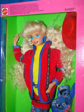 Barbie Doll United Colors of Benetton #9404 New NRFB 1990 Mattel @482