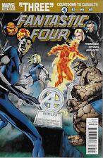 Fantastic Four (Vol.1) No.583 / 2010 Jonathan Hickman & Steve Epting