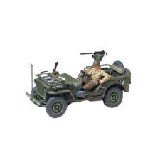 Tamiya Jeep Willys 1/4 Ton 4 x 4 Hobby Model Kit - TM35219