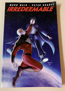 Irredeemable Comic Book By Mark Waid And Peter Krause, Volume 5