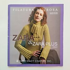 Tahki Yarn Filatura Di Crosa Zara and Zara Plus Fall Winter Collection 2005