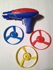 spiderman saucer gun  1978 ( loose )