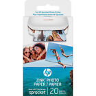HP ZINK 20 Sheet Sticky-Backed 2