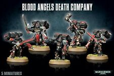 Games Workshop Warhammer 40k Blood Angels Death Company