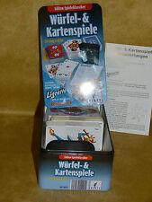 Wurfel & Kartenspiele Ligretto kniffle completo: propiedad anterior