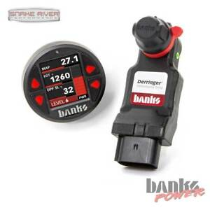 BANKS DERRINGER TUNER FOR 2011-2019 FORD F250 F350 SUPER DUTY DIESEL 6.7L 66693