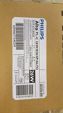 Philips 26W Compact Fluorescent light PL-C 26W/830/4P 4 pin 3000K G24q-3 Base