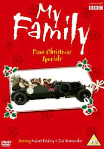 MY FAMILY - FOUR CHRISTMAS SPECIALS DVD [UK] NEW DVD