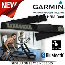 Garmin HRM-Dual│Heart Rate Monitor Strap│For Forerunner 735XT/910XT/920XT/935