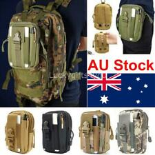 Utility Military Wallet Pack Tactical Molle Pouch Multi Purpose Waist Bag OZ