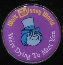 WDW Florida Project Mystery Character Buttons Phineas Disney Pin 84267